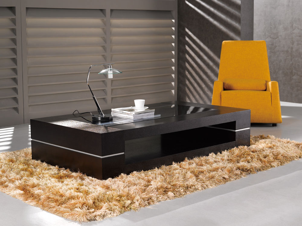 modern j&m made in italy high quality large 682 coffee table