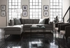Living room made in USA Custom Sectionals and Chaises
