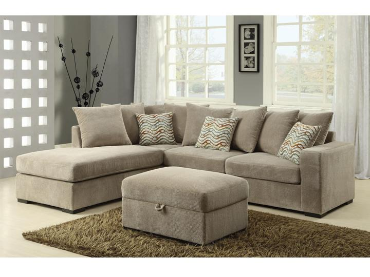Modern living room sectional bonded leather on sale Alexandria VA