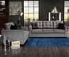 Ravel tufted sofa living room made in USA