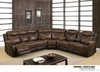 Recliner Sectional U2015