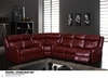 Recliner Sectional U9303
