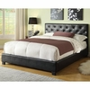 Regina Upholstered Queen Bed with Button Tufting
