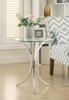 Stylish Curved legs snack table