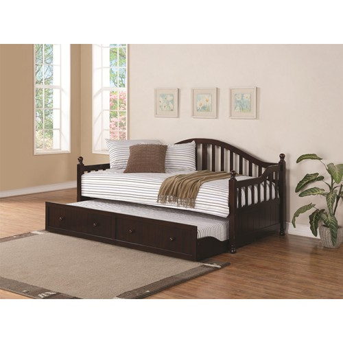 kids daybed with trundle and storage children bedroom sets