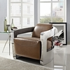 TRIP LEATHER LOUNGE CHAIR