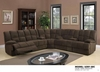 U201 recliner sectional