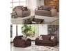 Verona Classic Brown Armchair Sleeper VA Furniture