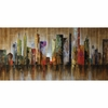 Wall Art Cityscape Abtract Art