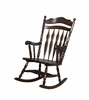 Wood Rocking Chair Coaster Virginia Furniture Stores