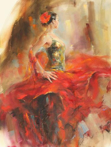 Anna Razumovskaya Hand Signed And Numbered Limited Edition