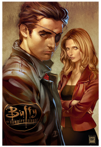 Buffy the vampire slayer research paper
