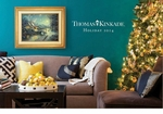 Thomas Kinkade | Holiday