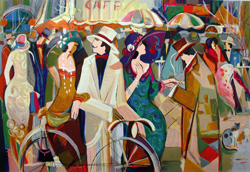 Isaac Maimon Handsigned And Numbered Limited Edition