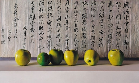"Chris Young Limited Edition Print:""Japanese Apples"""