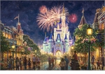 Thomas Kinkade New Releases