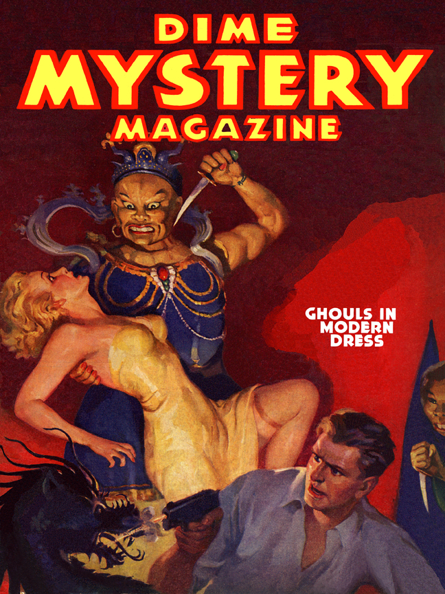 Other Pulp Covers Vintage