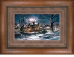 Terry Redlin Deluxe Framed Editions