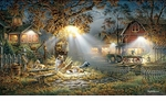 Terry Redlin Framed Encore Canvas