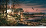 Terry Redlin Signed Limited Edition Prints