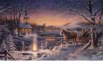 Terry Redlin Legacy Canvas Edition
