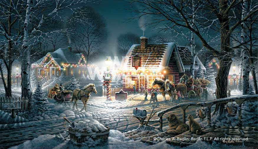 terry redlin limited edition print sweet memories