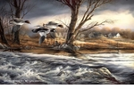 Terry Redlin Museum Canvas Collection