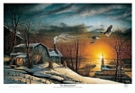 Terry Redlin Holiday Print Editions