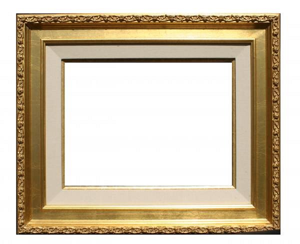 thomas kinakde museum quality empty ready made canvas frameantique