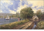 Thomas Kinkade | The Robert Girrard Collection