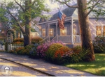 Thomas Kinkade | Cityscapes