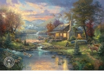 Thomas Kinkade | Great Outdoors