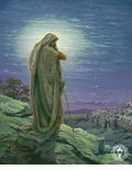 Thomas Kinkade Impressions of Israel Collection (Abraham to Jesus Exhibit )