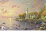 Thomas Kinkade | Lighthouses