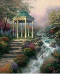 Thomas Kinkade | Gazebos