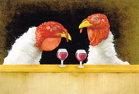 "Will Bullas Fine Art Signed Open Edition Paper :""The Wine Goblets"""