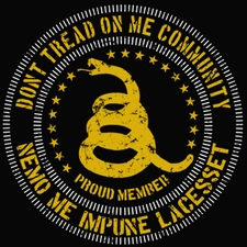 Proud Member... Don't Tread on Me Community