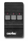 Genie Garage Door Opener 3-Channel 12 Dip Switch Remote GPT90-3
