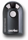 Genie GIC-3 Garage Door Opener 3-Button Intellicode Remote (Same as GIT-3 and ACSCTG Type 3)