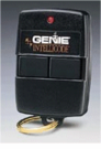 Genie GMIC-2BL Intellicode Keychain Transmitter for older Intellicode machines manufactured before 1997