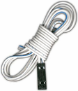 Genie replacement plug and wire for safety sensors part 20302R