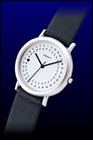 A. Burhans Orbit Mens Watch