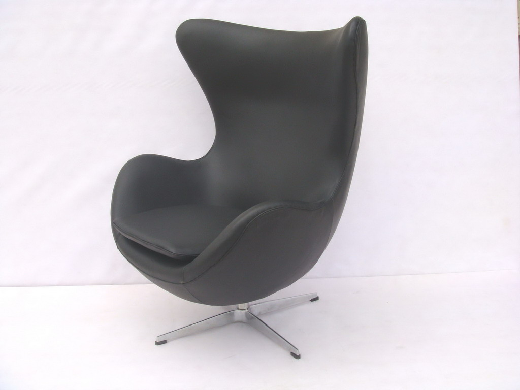 Arne jacobsen egg chair leather - Shop Arne Jacobsen Egg Chair Wool 10 Color Choices Leather 16 Color Choices For Only 1599