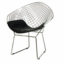 Bertoia Wire Diamond Chair - Click to enlarge