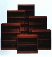 Bookcases & Shelving - Wood & Metal