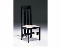 C.R. Mackintosh 1900 Ingram Side Chair