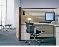 Classic Style Management Chair Low back Mesh