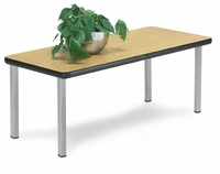 Cocktail Table with 4 Legs