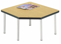 Corner Table with 5 Legs