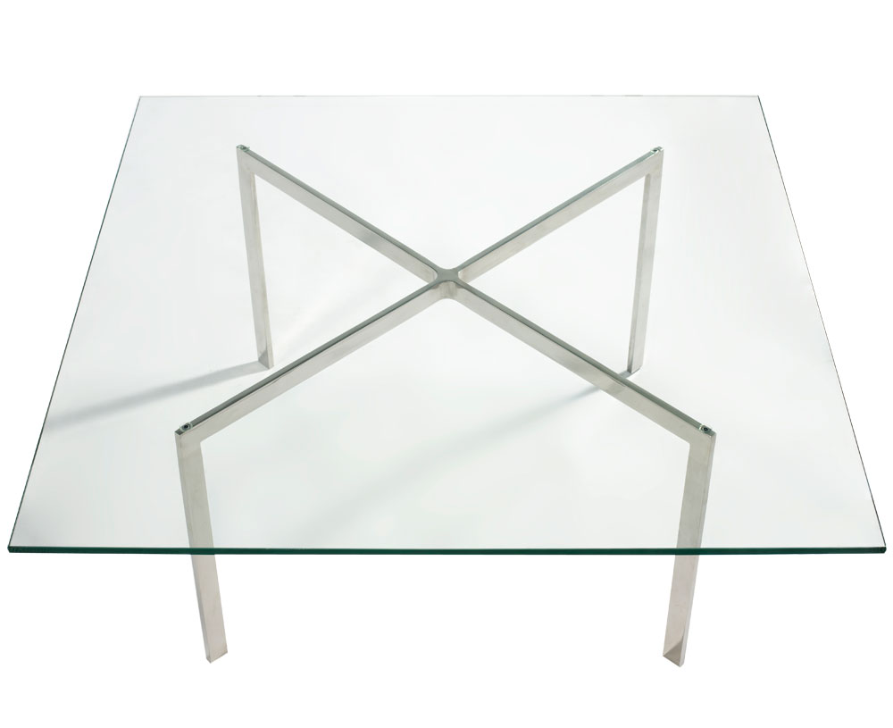 Shop Barcelona Coffee Table 34 Glass For Only 495 At Gilbraltar
